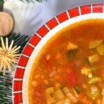 Rezept Minestrone mit Gerste - 5 Gänge TCM Weihnachtsmenü - TCM Ernährung - Ernährungsumstellung - 5 Elemente - TCM Ernährungsexpertin - Anna Reschreiter - annatsu