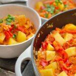 Vegetarisches Szegediner Gulasch - Gulasch - TCM Ernährung - Ernährungsumstellung - 5 Elemente - TCM Ernährungsexpertin - Anna Reschreiter - annatsu