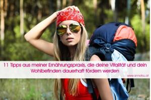 Wohlbefinden - TCM Ernährungsberatung - Shiatsu - Anna Reschreiter