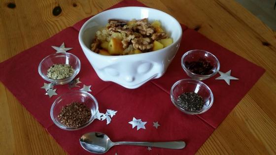 Gewürz Adventskalender 2016 - Türchen 23 - TCM Ernährungsberatung - Anna Reschreiter
