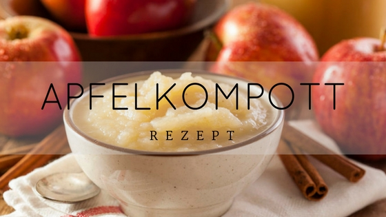 Rezept Apfelkompott - TCM Ernährung - TCM Ernährungsberatung - Anna Reschreiter