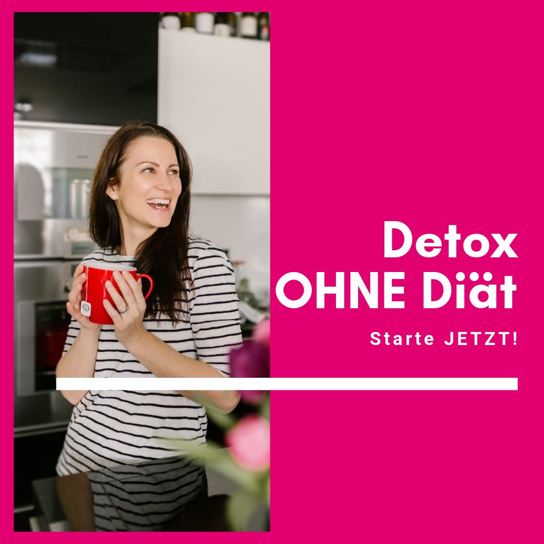 Detox OHNE Diät - Entschlacken - Entgiften - Fasten - Fastenzeit - Rabatt - TCM Ernährung - 5 Elemente - Ernährungsumstellung - Anna Reschreiter - annatsu