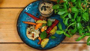 Rezept Ofengemüse - Backrohrgemüse - TCM Ernährung - 5 Elemente - annatsu - Anna Reschreiter