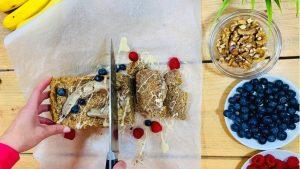 Rezept Bananenbrot - Banana Bread - Frühstücksrezept - Snack - TCM - 5 Elemente Ernährungsberatung - Anna Reschreiter - annatsu