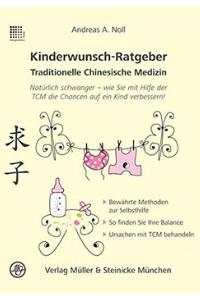 Kinderwunsch-Ratgeber Traditionelle Chinesische Medizin - Buchempfehlung Anna Reschreiter - annatsu