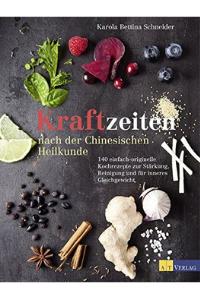 Kraftzeiten - Buchempfehlung Anna Reschreiter - annatsu