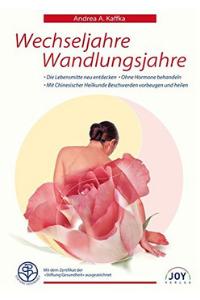 Buch Wechseljahre Wandlungsjahre - Buchempfehlung Anna Reschreiter - annatsu