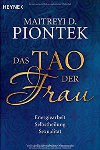 Buch Das Tao der Frau - Buchempfehlung Anna Reschreiter - annatsu