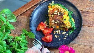 Rezept Omelette nach der TCM - Rezept Omlette - Omelett - warmes Frühstück - TCM Ernährung - 5 Elemente - Anna Reschreiter - annatsu