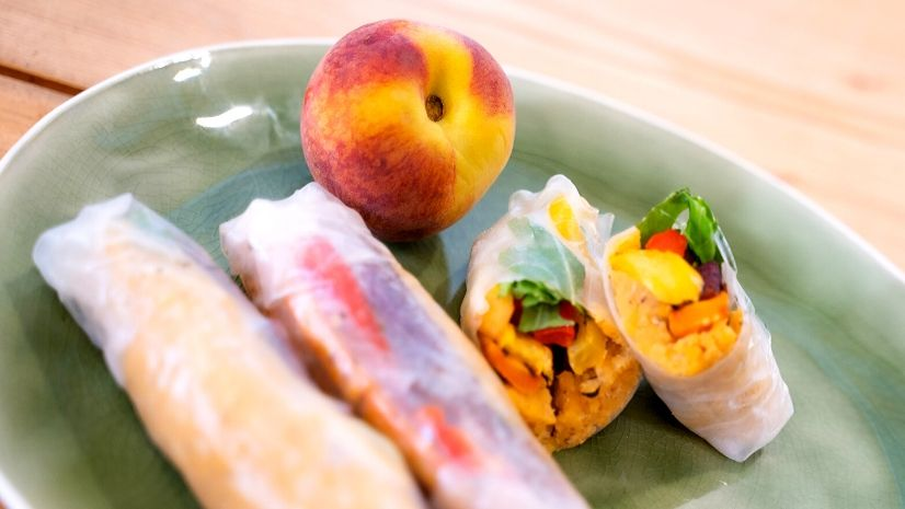 Rezept Summer Roll