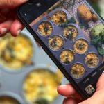 Rezept Kohlrabimuffins nach der TCM - Kohlrabi - Muffin - TCM Ernährung - 5 Elemente - Anna Reschreiter - annatsu