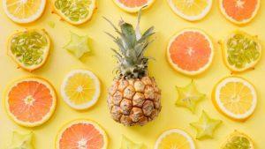 TCM Lebensmittel ABC - Ananas - TCM Ernährung - 5 Elemente Küche - TCM Ernährungsberatung Wien - Anna Reschreiter