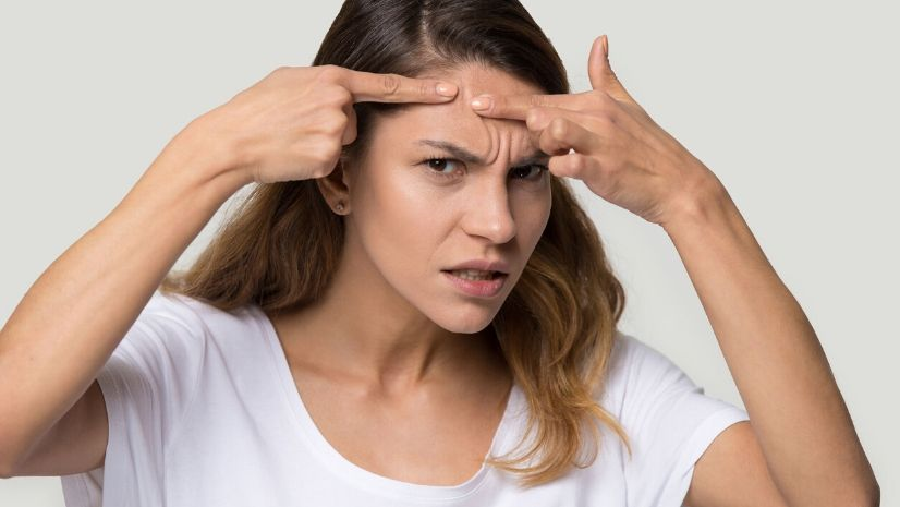 Schöne Haut mit der TCM - Großporige Haut - Mitessen - Unreine Haut - Schwaches Gewebe - Cellulite - TCM Ernährung - 5 Elemente Ernährung - TCM Ernährungsberatung - Anna Reschreiter - annatsu