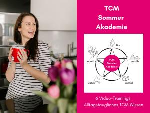 TCM Sommer Akademie - TCM Ernährung - 5 Elemente - Yin und Yang - Ernährungsumstellung - Anna Reschreiter - foodblog - annatsu