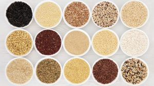 Getreide und Getreidesorten aus Sicht der TCM - Traditionelle Chinesische Medizin - TCM Ernährung - 5 Elemente - Ernährungsumstellung - Wirkung und Thermik - Lebensmittel - Anna Reschreiter - annatsu