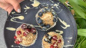Rezept Buchweizenmuffins nach der TCM - Muffins - glutenfrei - Buchweizen - TCM Ernährung - 5 Elemente - Anna Reschreiter - annatsu