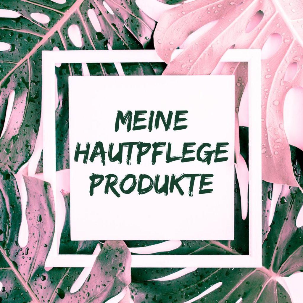 Meine Hautpflege Produkte - Nachhaltigkeit - High Tech Kosmetik - natürliche Wirkstoffe - TCM - Traditionelle Chinesische Medizin - Ayurveda - Heilkräuter - Anna Reschreiter - annatsu