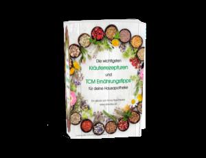 TCM eBook - Hausapotheke nach der TCM - Die wichtigsten Kräuterrezepturen und TCM Ernährungstipps für deine Hausapotheke - Heimische Kräuterrezepturen und Ernährung nach den 5 Elementen der TCM - Erkältung - Grippe - Schnupfen - Halsweh - Ohrenschmerzen - Bauchweh - Blähbauch -Durchfall - Verstopfung. - Ernährungsumstellung - TCM Ernährungsexpertin - Anna Reschreiter - annatsu