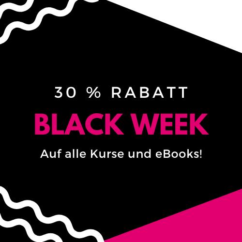 Black Week Rabatt - TCM Ernährung - 5 Elemente Küche - Ernährungsumstellung - TCM Ernährungsexpertin - Anna Reschreiter - annatsu