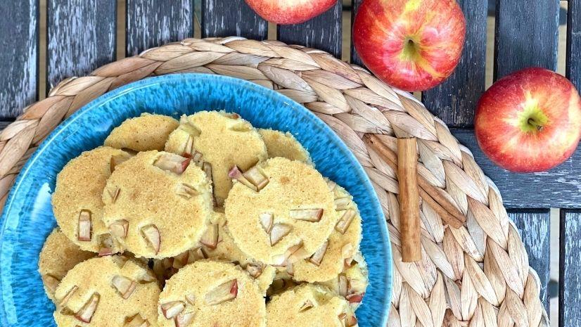 Rezept Süße Apfelküchlein - Apfel - Kuchen - TCM Ernährung - 5 Elemente - Anna Reschreiter - annatsu