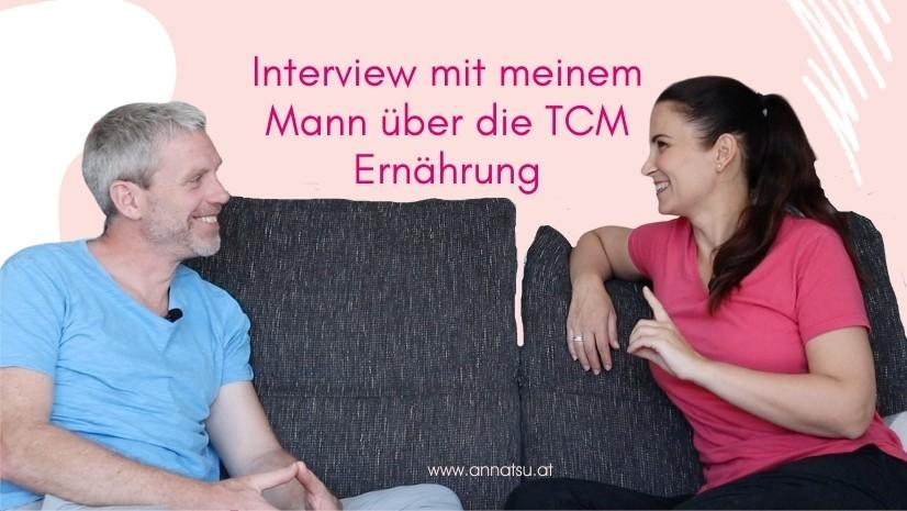 Interview mit meinem Mann über die TCM Ernährung - Warum aus einem Esel nie ein Rennpferd wird - Traditionelle Chinesische Medizin - Grundlagen TCM - Basics TCM - 5 Elemente - Fünf Elemente - TCM Ernährung - Ernährungsumstellung - Anna Reschreiter - annatsu